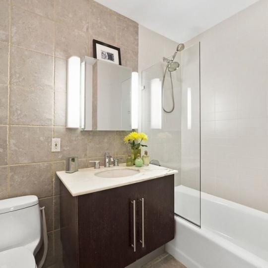 Condos for sale at 2002 Fifth Avenue in Harlem - Bathroom