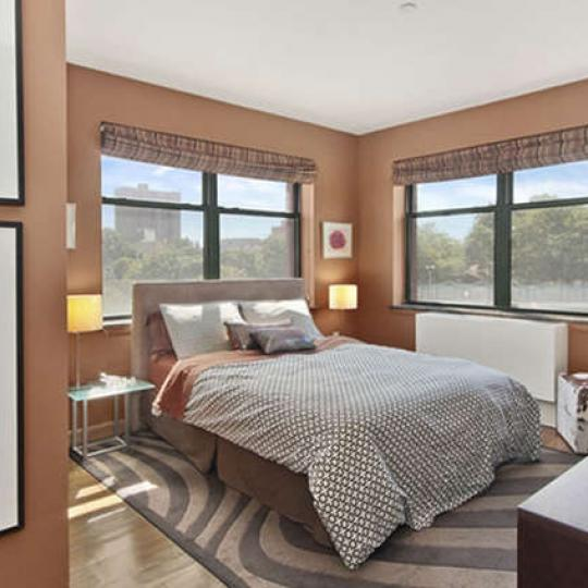 Apartments for sale at 2002 Fifth Avenue in Harlem - Bedroom