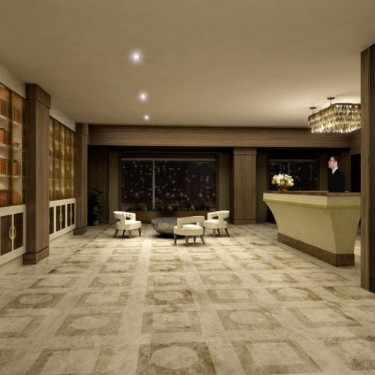 200 West End Avenue Lobby - Upper West Side NYC Condominiums
