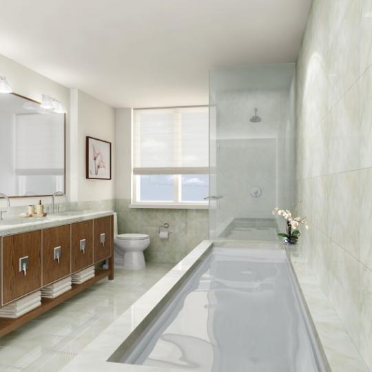 200 West End Avenue Bathroom - NYC Condos for Sale