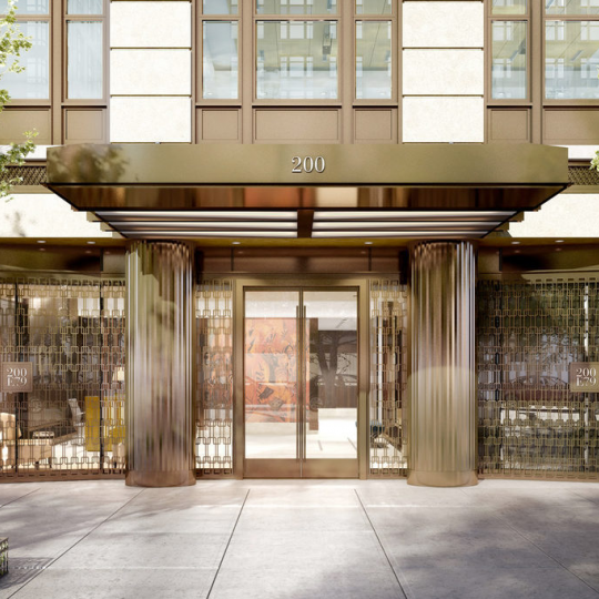 Entrace 200 East 79th Street - Upper East Side Condominiums for Sale