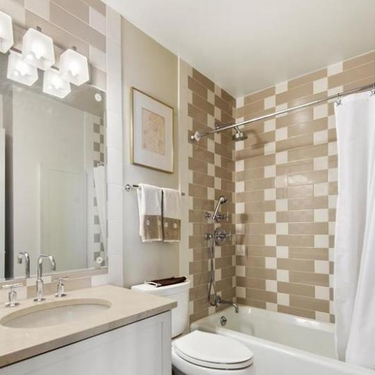 Bathroom at 200 East 89th Street in Upper East Side