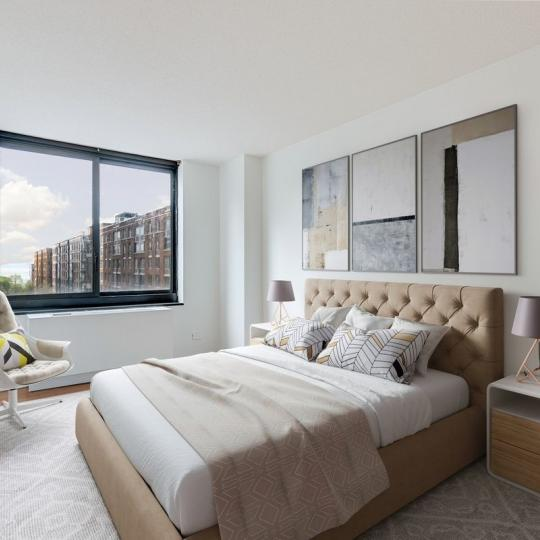 Condos for sale at 200 Rector Place in Manhattan - Bedroom