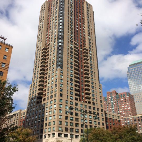 Apartments for sale at Liberty Court in Battery Park City