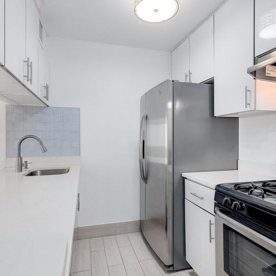 Condos for sale at 200 Rector Place in Battery Park City - Kitchen
