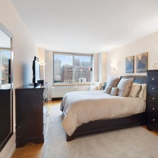 Condos for sale at 201 West 72nd Street in NYC - Bedroom