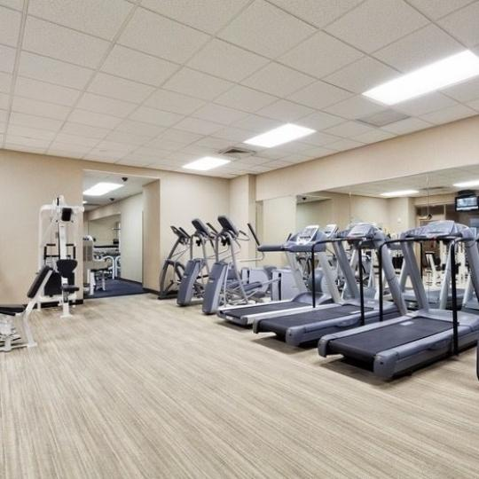 Fitness Center at 201 West 72nd Street in Upper West Side