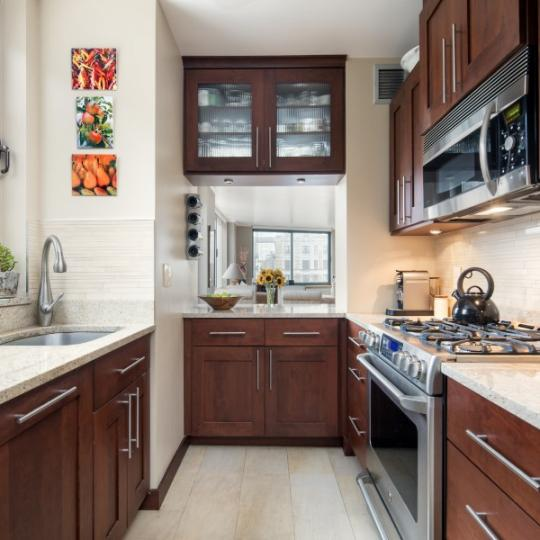 Apartments for sale at The Alexandria in Upper West Side - Kitchen