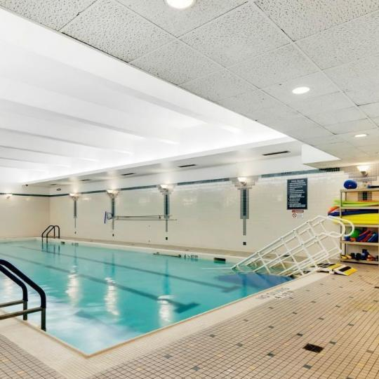 Condos for sale at 201 West 72nd Street in Manhattan - Pool