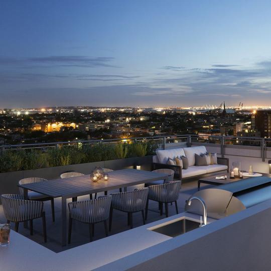 Apartments for rent at 211 Schermerhorn - Rooftop