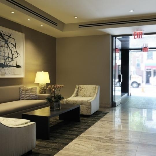 211 East 51st Street NYC Condos – Apartments for Sale in Midtown East Lobby