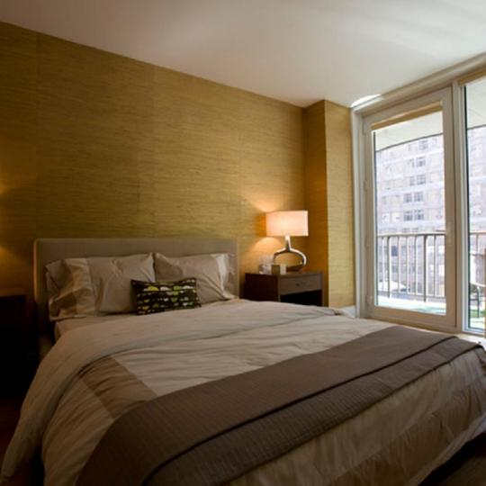 212 East 47th Street Bedroom – Turtle Bay NYC Condominiums