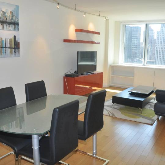 212 East 47th Street Dining Area – New Condos for Sale NYC