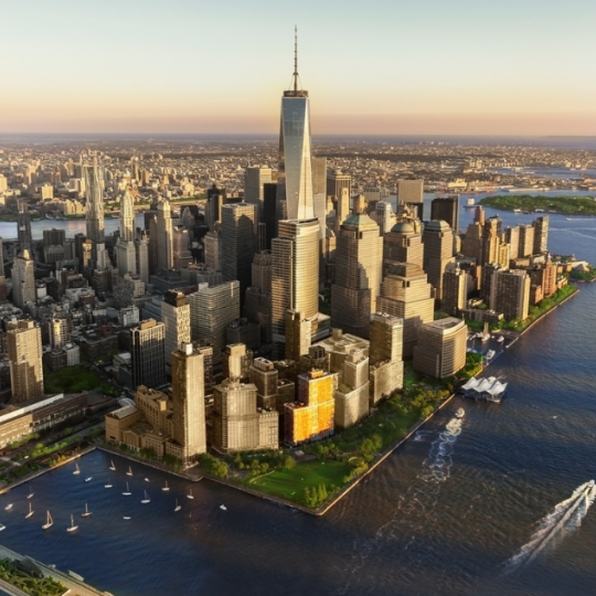 Apartments for sale at River & Warren in Manhattan