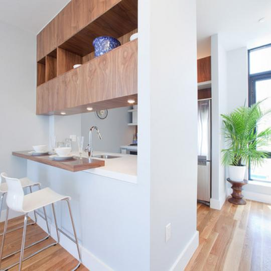 Kitchen- 214 Green Street- NYC condo for sale