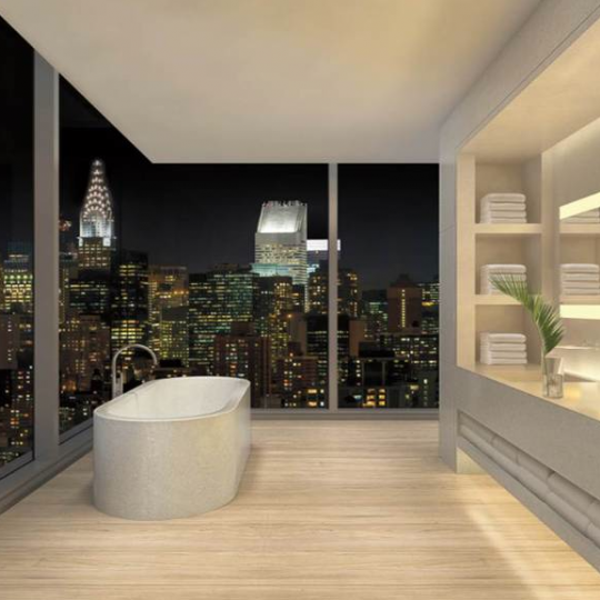 The Bathroom - Condos for sale at 215 Chrystie
