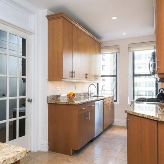 220 West 93rd Street Kitchen – Manhattan New Condos