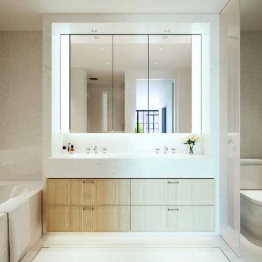 221 West 77 - Bathroom