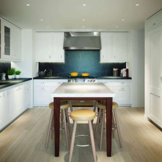 Open Kitchen - 221 West 77th Street in Manhattan