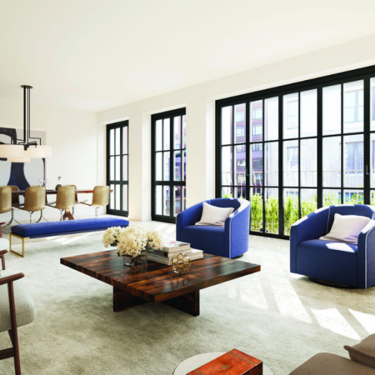 The Living Room - Apartments for sale in Upper West Side