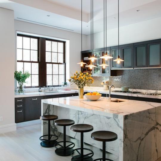 224 Mulberry Street Condominiums – Kitchen