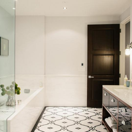 224 Mulberry Street NYC Condos- Bathroom