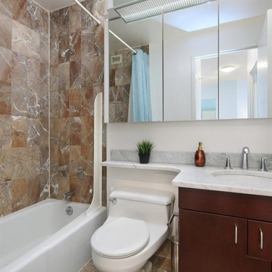 Bathroom at The Bromley in Upper West Side - Condos for sale