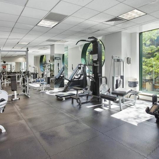 Apartments for sale at The Bromley in Upper West Side - Fitness Center