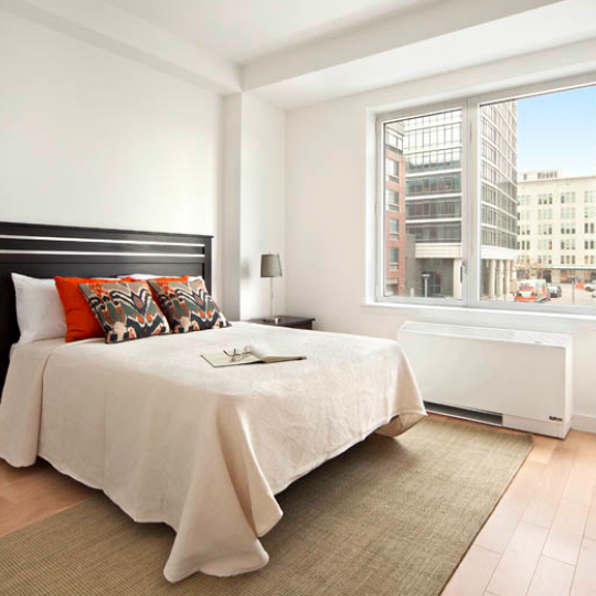 The Bedroom - Apartments for sale at 22 North 6th Street