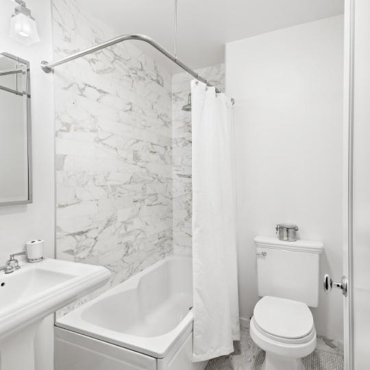 230 Riverside Drive Bathroom – NYC Condos for Sale