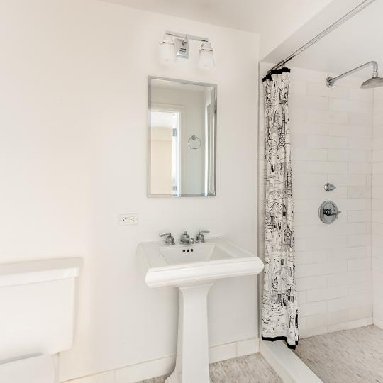 230 Riverside Drive New Construction Building Bathroom – NYC Condos