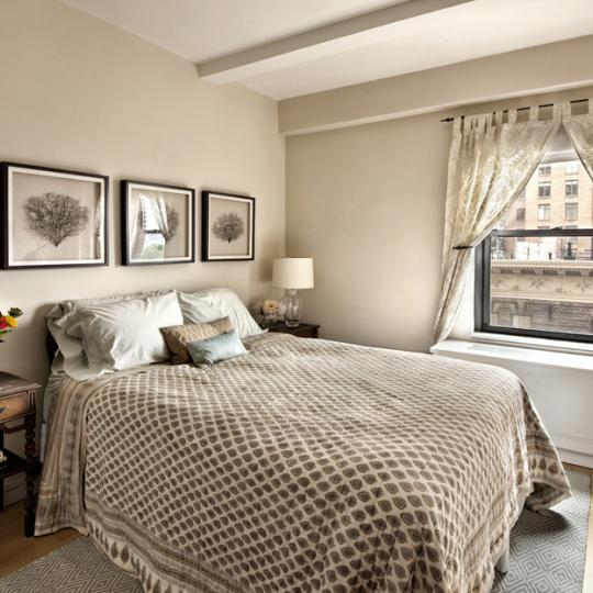 230 Riverside Drive Bedroom – Upper West Side NYC Condominiums