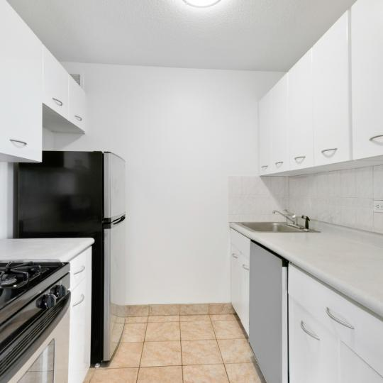 230 Riverside Drive Kitchen – NYC Condos for Sale