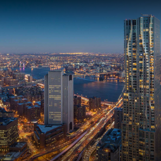 Wonderful view at 233 Broadway - Condos for sale