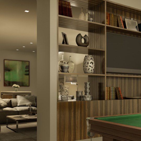 Wide variety of amenities at 234 East 23rd Street