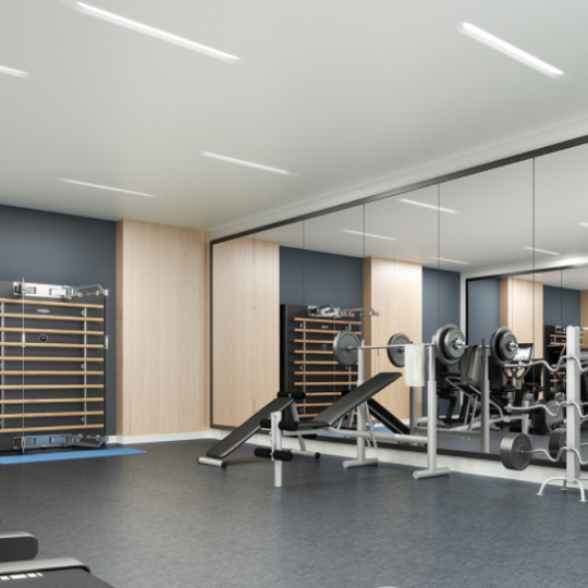 234 East 23rd Street - Fitness availability