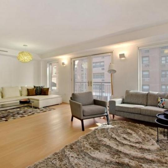 234 East 70th Street Condo Living Room Upper East Side