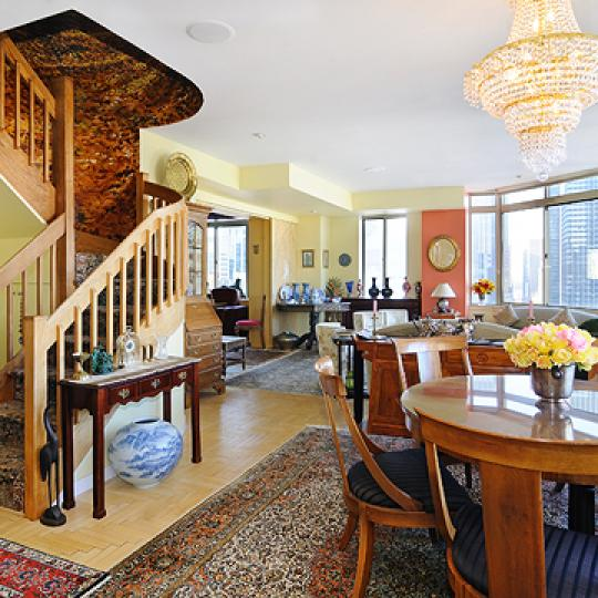 Dining Room - New York - Luxury Condos - Club at Turtle Bay