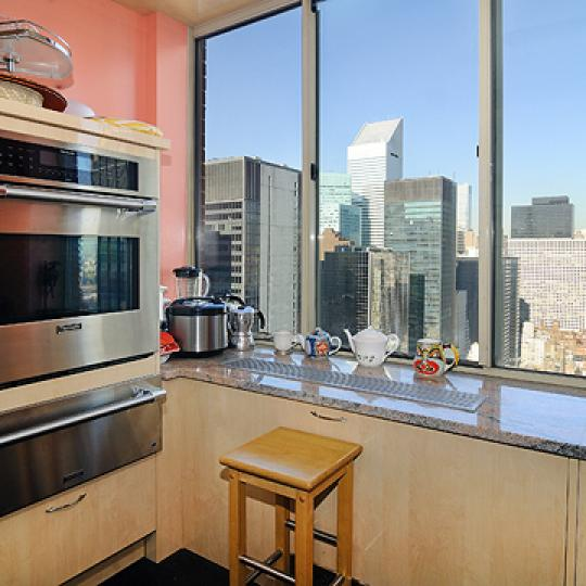 Kitchen - Manhattan - NYC - 236 East 47th Street
