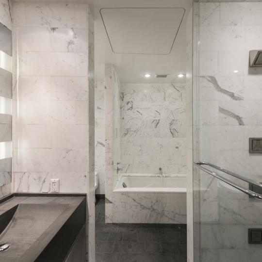 240 Park Avenue South Bathroom – New Condos for Sale NYC
