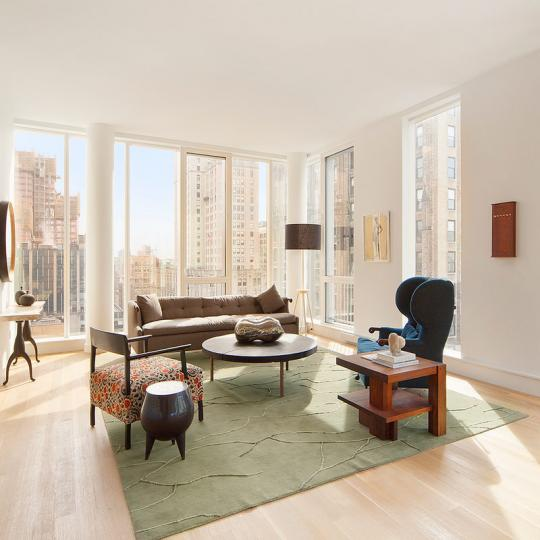 Livingroom - NYC Condos for Sale