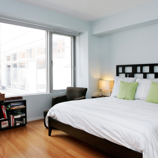 Bedroom- 245 West 19th Street