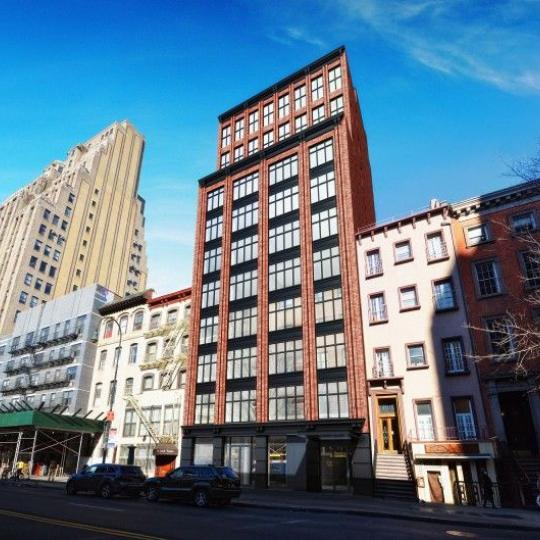 Village Green East Apartments: 245 West 14th Street