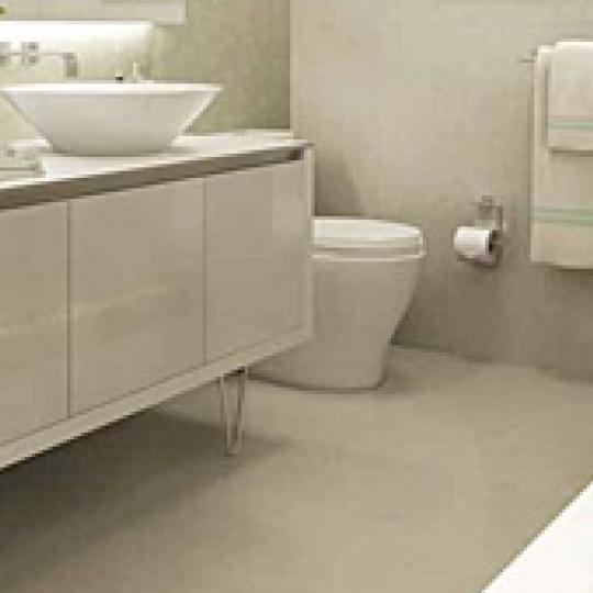 Platinum Bathroom - 247 West 46th Street Condos for Sale