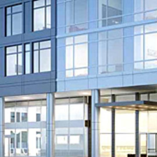 Platinum Entrance - Midtown East NYC Condominiums