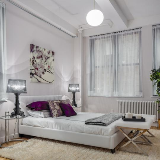 The Pell Building Bedroom - NYC Condos for sale
