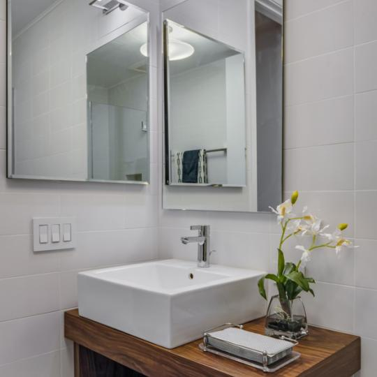 The Pell Building Bathroom - NYC Condos for sale