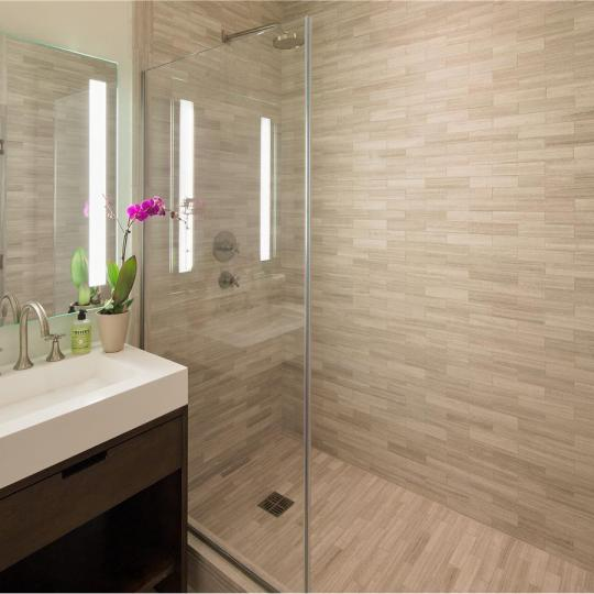 250 West Street Bathroom - Condominiums for Sale NYC