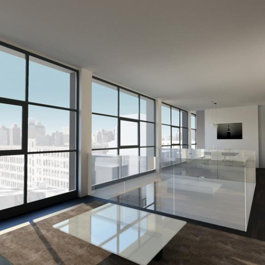 250 bowery street interior, NYC