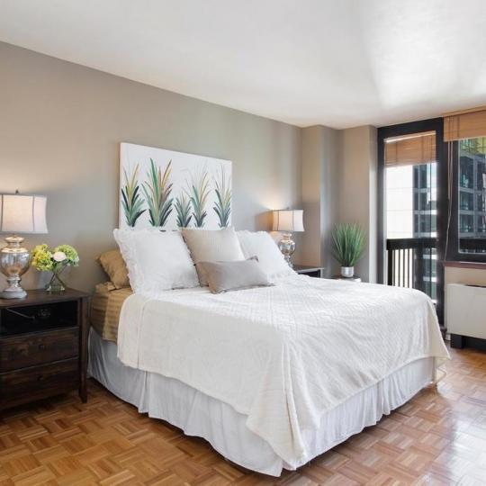 Bedroom at 250 East 40th Street in Murray Hill